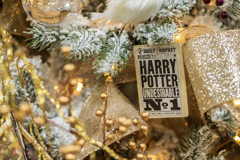 A Harry Potter Christmas