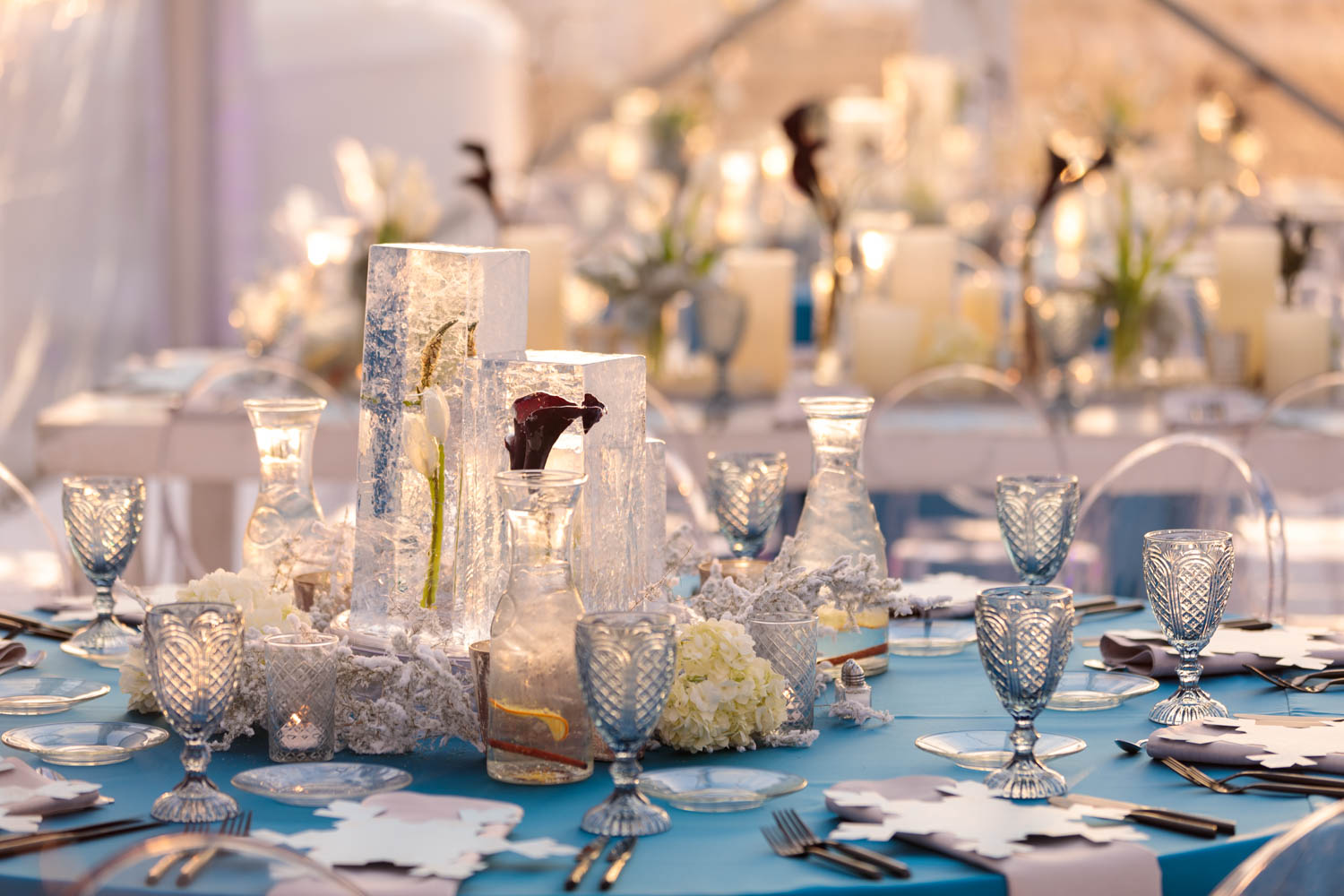 Event design by Silver Summit