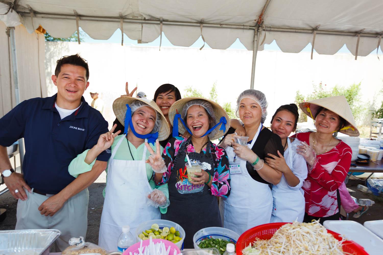 Vietnamese chefs