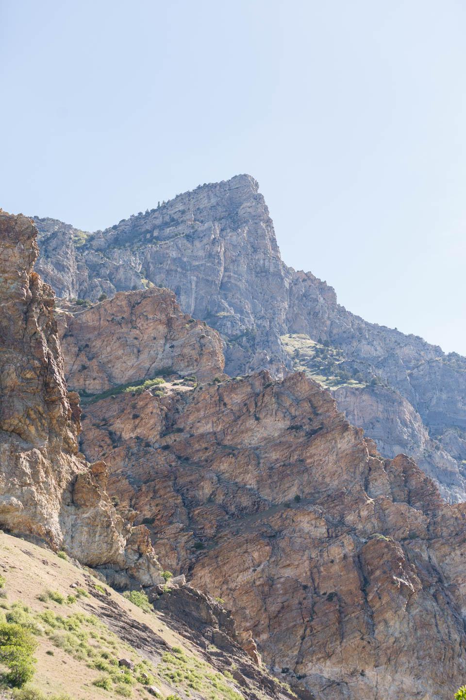 Provo's Rock Canyon