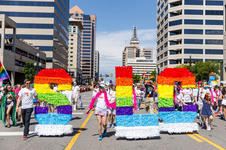 SLC Pride Parade